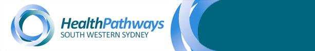 Healthpathways South Western Sydney Project Website